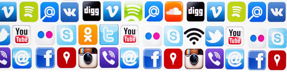 Social media copy