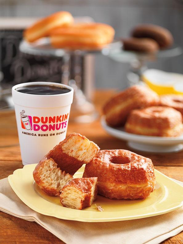 Croissant Donut photo
