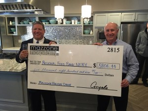 Photo 1-Check presentation