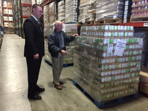 Hannaford Helps Fight Hunger 2014