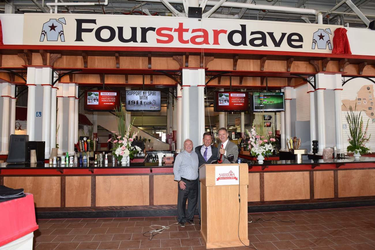 Fourstardave Sports Bar