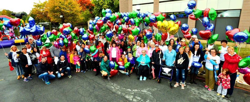 2014 Balloon Walk