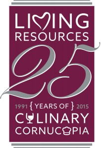 25th Anniversary Culinary Cornucopia logo