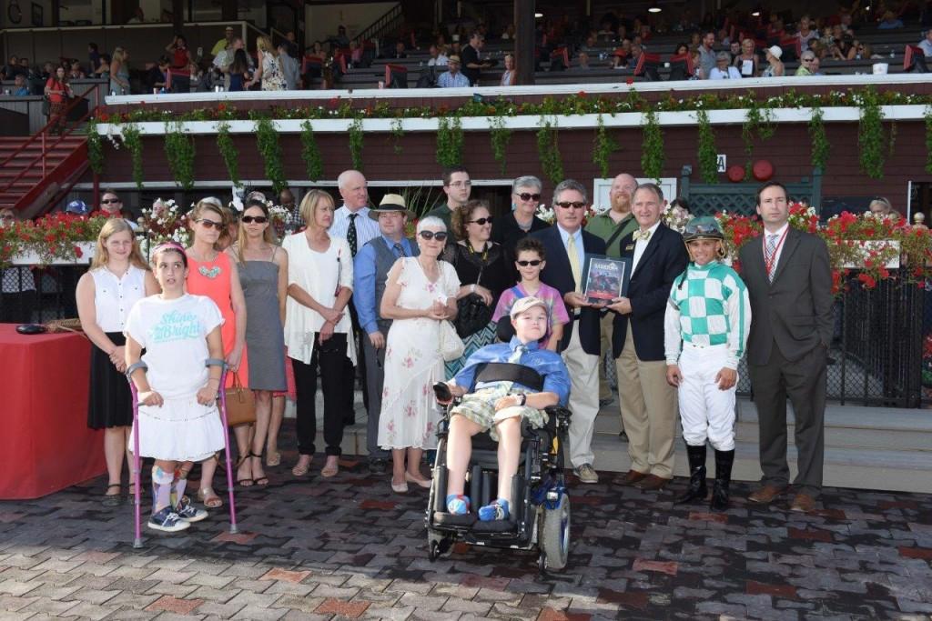 Ed Lewi Saratoga Race