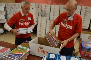 Hannaford Helps Boxes